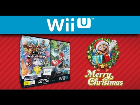 Wii U Holiday Bundle - Trailer (Wii U)