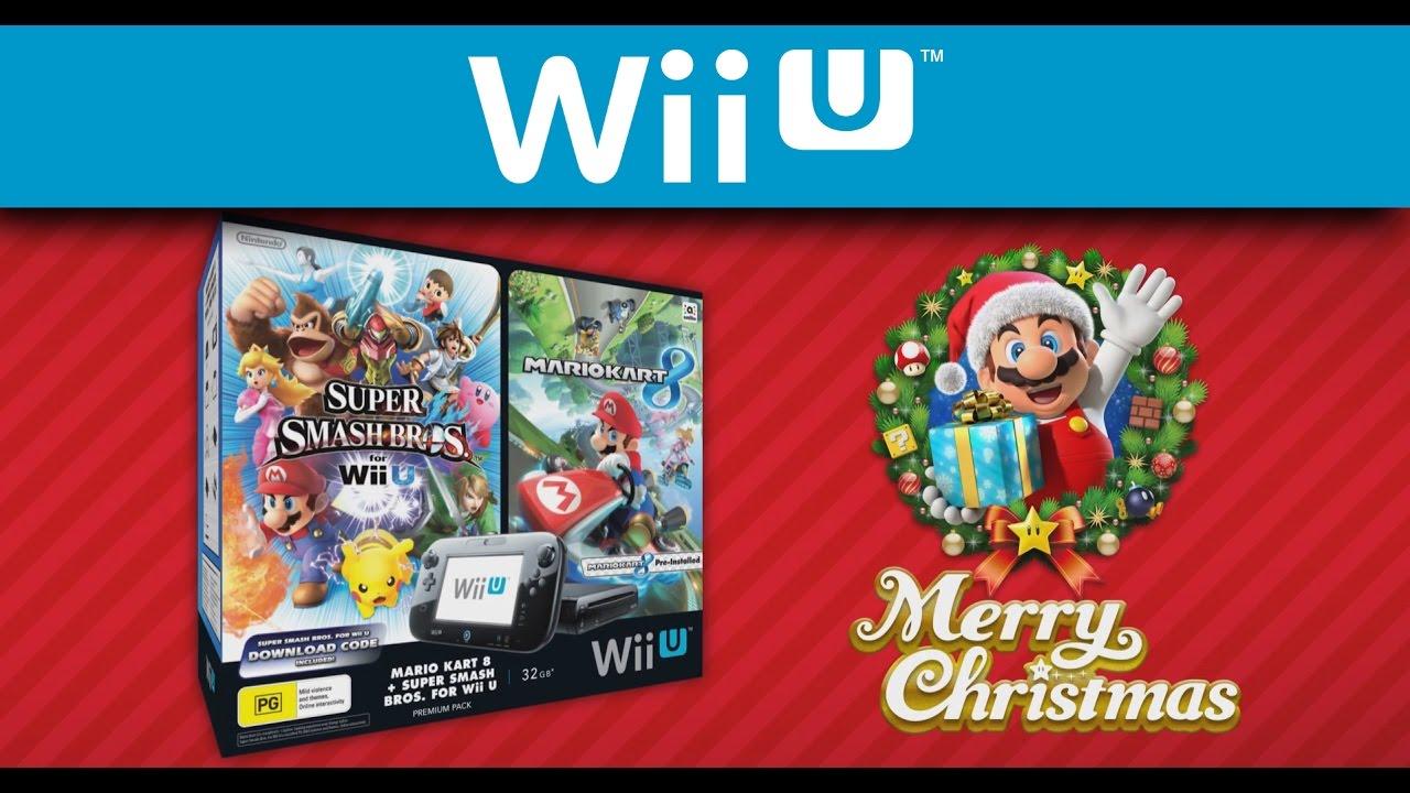 Wii U Game Trailer : Wii u holiday bundle trailer youtube