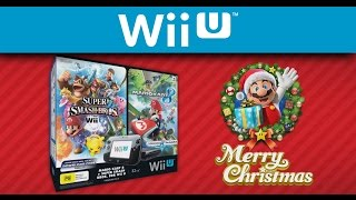Wii U Holiday Bundle - Trailer (Wii U)