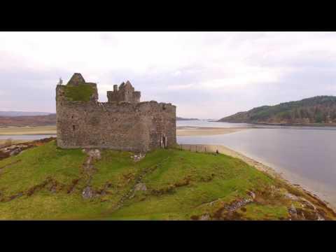 Loch Moidart - Castle Tioram
