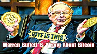 Warren Buffett And Charlie Munger Are Wrong About Bitcoin And Other Crypto Currencies