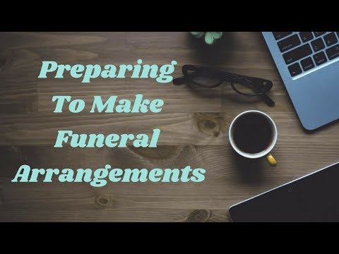 Making Funeral Arrangements: Tips And Information From A Funeral Director
