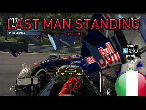 F1 2014 | Last Man Standing Challenge - Italy (RESPONSE) |