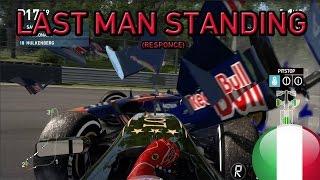 F1 2014 | Last Man Standing Challenge - Italy (RESPONSE)
