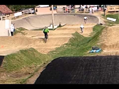 Nick Mallory at Richfield Park BMX