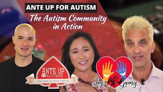 Ante Up For Autism | TACA and Joy of Giving