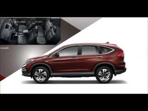 All-New Honda CRV 2015-2016 ราคา ฮอนด้า ซีอาร์วี ตารางราคา-ผ่อน-ดาวน์