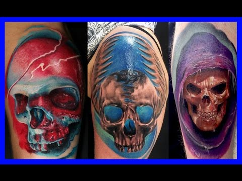 Best Skull Tattoos Ideas For Mens