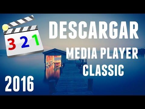 Como Descargar e instalar Media Player Classic 2016 HD