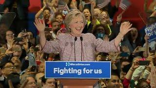 Hillary Clinton on NY Primary Win [FULL SPEECH]