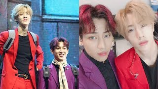 GOT7's Bambam and Mark Recreated Their Photo Together Taken Years Back and It will Bring You Tears