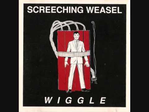 Screeching Weasel - Wiggle LP mp3
