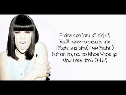 Jessie J - Sexy silk Lyrics♥