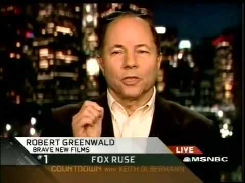 Robert Greenwald and Olbermann discuss FOX Attacks Decency