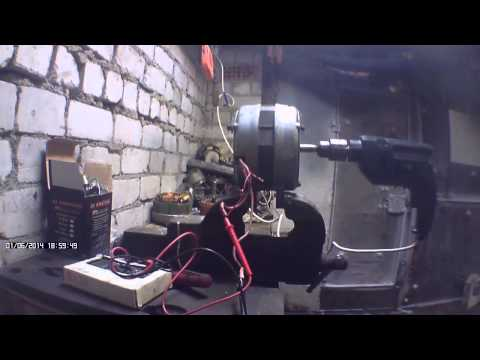 видео: Генератор для ветряка своими руками часть 2