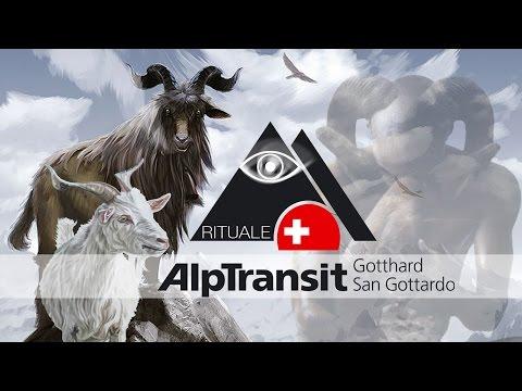 Inaugurazione San Gottardo - Cerimonia Esoterica