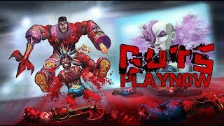 PlayNow: GUTS | PC Gameplay