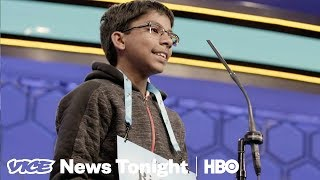 Inside The Fight To Become The Scripps National Spelling Bee Champion (HBO)