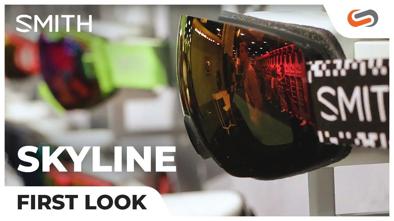 bc08e9905ef7d Smith Skyline Goggle - FIRST LOOK
