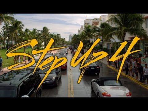 STEP UP 4  Exclusive Announcement Piece HD