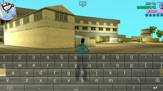 How to use keyboard in GTA VICE CITY (ANDROID)