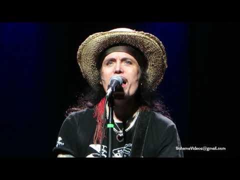 Adam Ant - RED SCAB - Beacon Theatre, New York City - 9/13/17