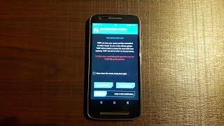 Unlock MOTO E3 POWER Bootloader and install CUSTOM TWRP recovery