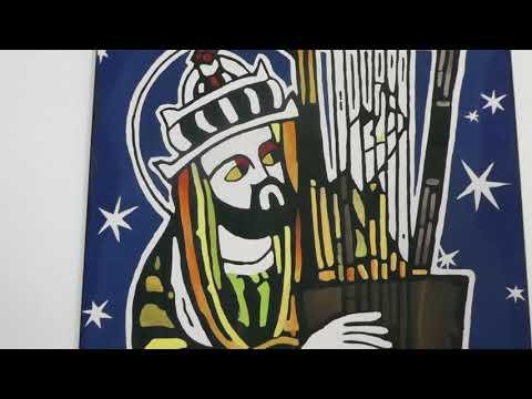 Alan Kingpin - Brother David - Jah Militant 12 inch 011 Coming Soon