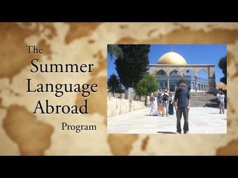 Summer Language Abroad - University of Notre Dame