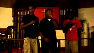 Christ Redemption Ministries- H2O-Road To Zion Rap