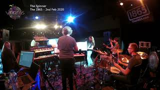 Viriditas - The Spinner - Live at the 1865