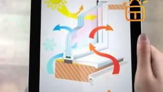 видео Новые технологии в производстве окон ПВХ