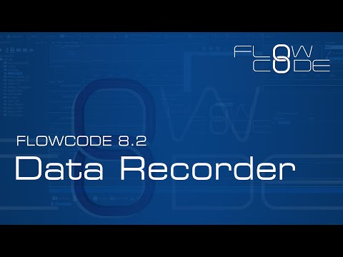 Data Recorder In Flowcode 8.2