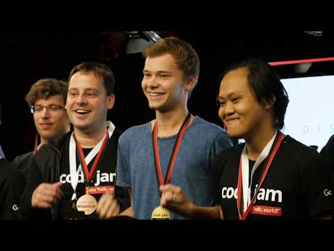 Meet the Distributed Code Jam 2018 Winner