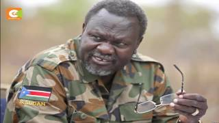 President Kiir appoints Deng as his Vice President after Machar fled Juba