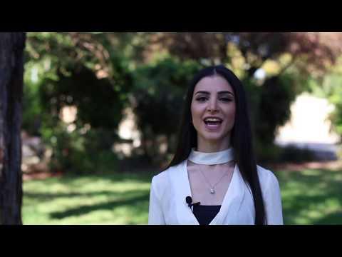 Phỏng vấn sinh viên MERNA BENYAMEIN