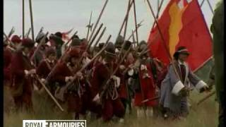 Royal Armouries Battle of Marston Moor film clip