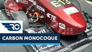 23KG Chassis   Carbon Monocoques \u0026 Formula SAE [#TECHTALK]