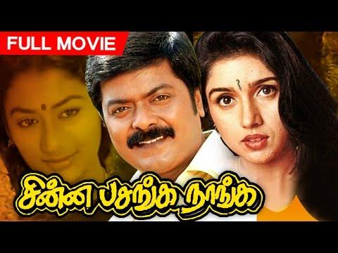 Tamil Full Movie   Chinna Pasanga Naanga   Superhit Movie   Ft. Murali, Revathi