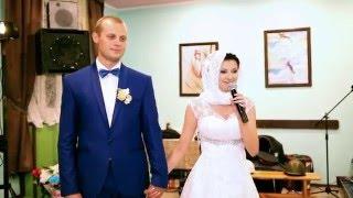 Благодарственное слово невесты 2015