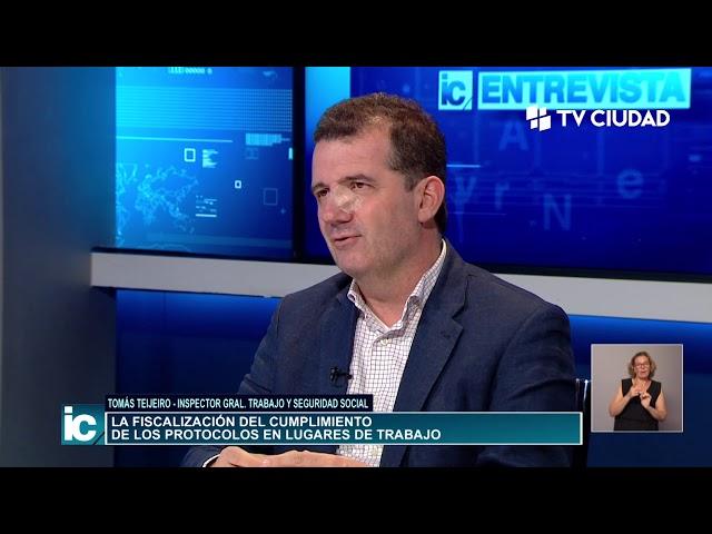 Informe Capital | Entrevista a Tomás Teijeiro