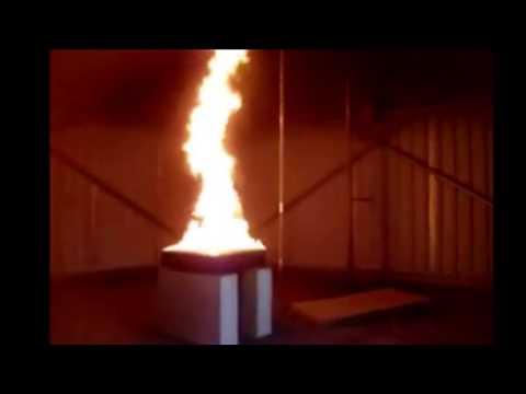 DSPA - Dry Sprinkler Powder Aerosol