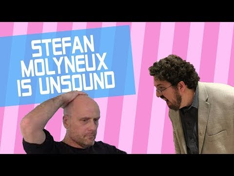 Stefan Molyneux Doesn't Know Arguments