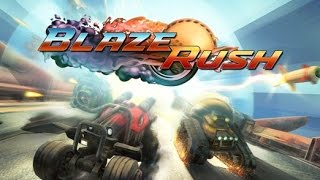 BlazeRush PC 60FPS 4 Player Multiplayer Gameplay | 1080p