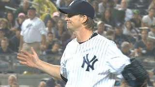 COL@NYY: Burnett strikes out four batters in sixth