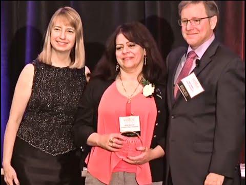 Sahar Ammari, 2015 VOYCE Caregiver Award Recipient