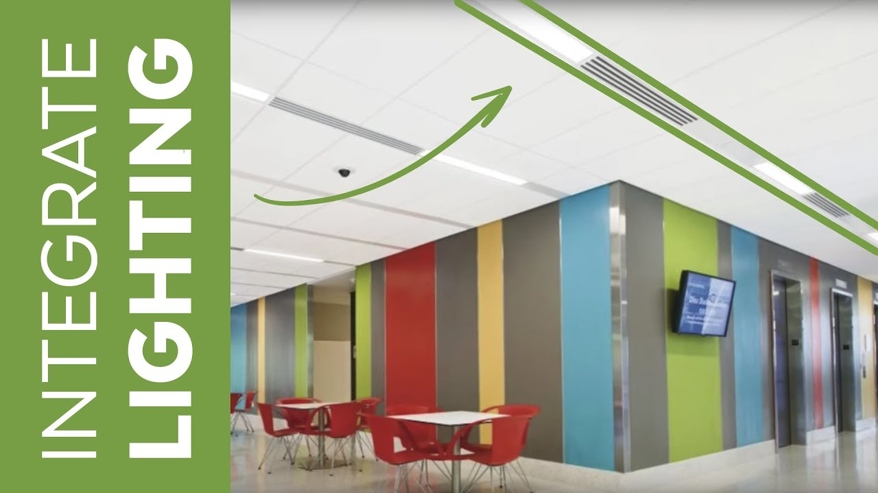 Linear Lighting For Acoustical Ceilings Armstrong Linear