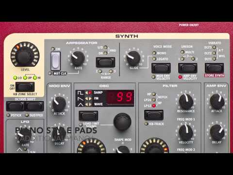 Nord Stage 2 Synth Programs