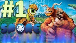 #1 Spore | Начало приключений