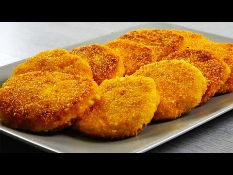 Картофельные котлеты,легко и вкусно